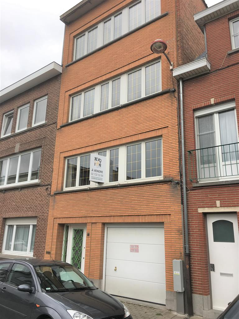Immeuble à appartements - Evere - #3877923-29